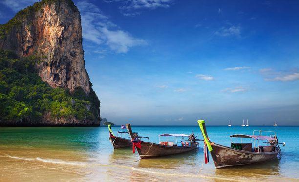 Thaimaan-lentojen hinnat ovat laskeneet kun kilpailu on lisääntynyt.