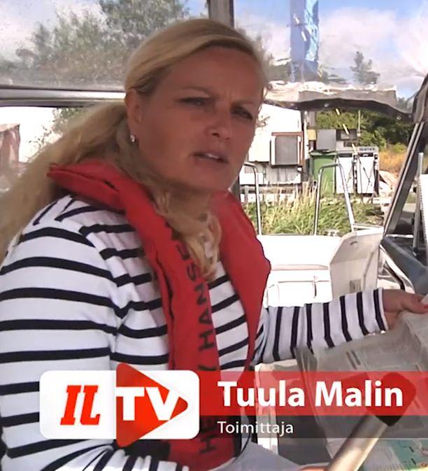 Tuula Malin