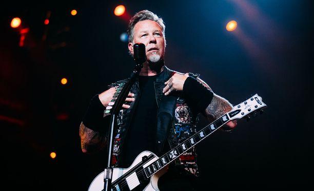 James Hetfield, 52.