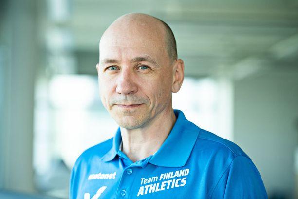 SUL:n valmennusjohtaja Jorma Kemppainen ilmoitti, että kovaa mitalitavoitetta voidaan harjoitella jo Berliinissä.
