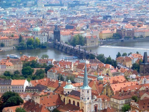 Praha on monen suosikkikohde