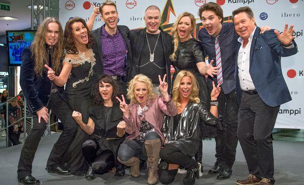 Viime vuonna Tähdet, tähdet -ohjelman voitti Waltteri Torikka.