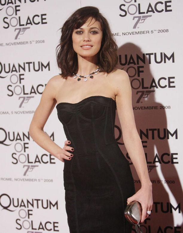 Olga tähdittää Bondin lisäksi Max Payne -elokuvaa.