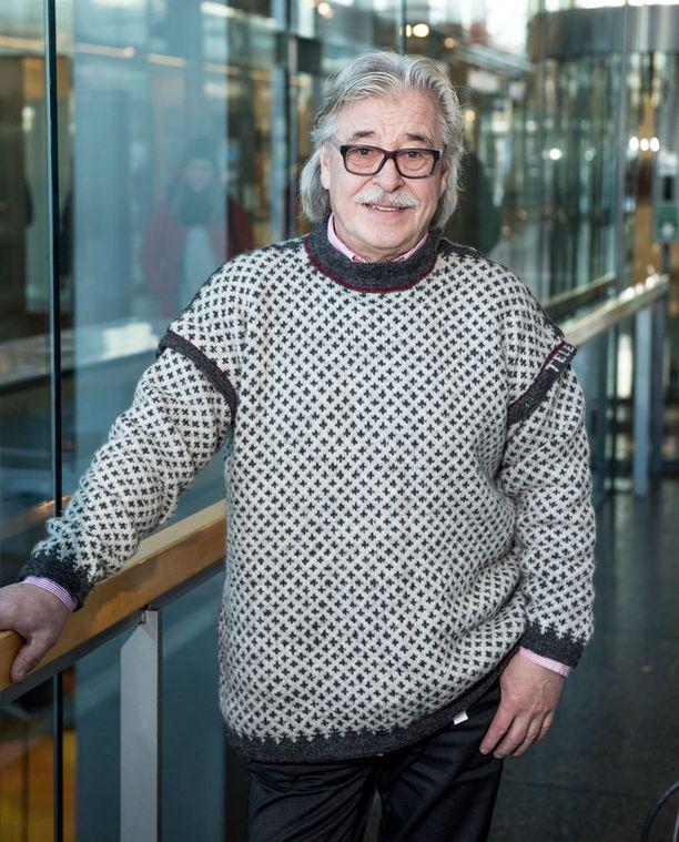 Kuvassa iskelmälaegenda Matti Esko kuvatttuna viime vuonna.