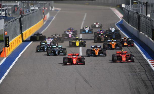 Autosport-lehti on ilmestynyt yhtä pitkään kuin F1-sarjaa on ajettu.