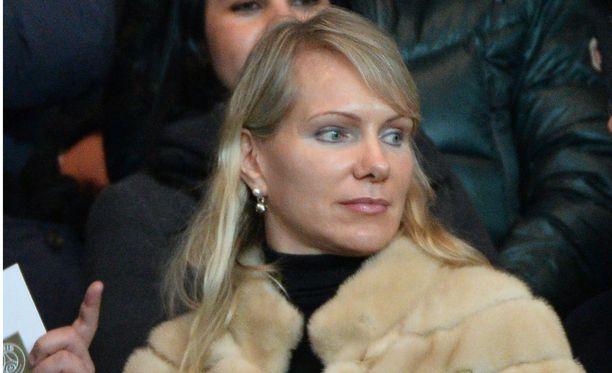 Margarita Louis-Dreyfus on vaikutusvaltainen nainen ja jalkapalloseuran omistaja.
