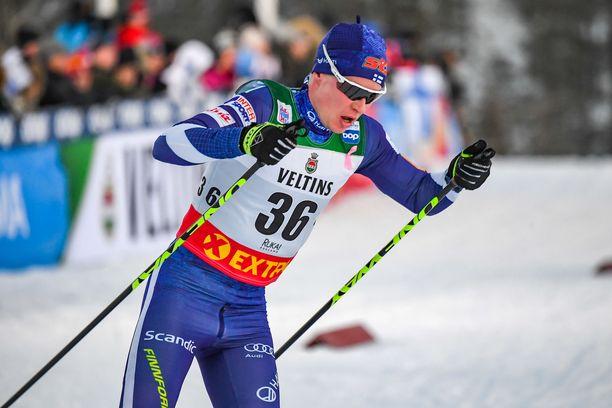 Matti Heikkinen ei ole tällä hetkellä lähelläkään haluamaansa kuntoa.