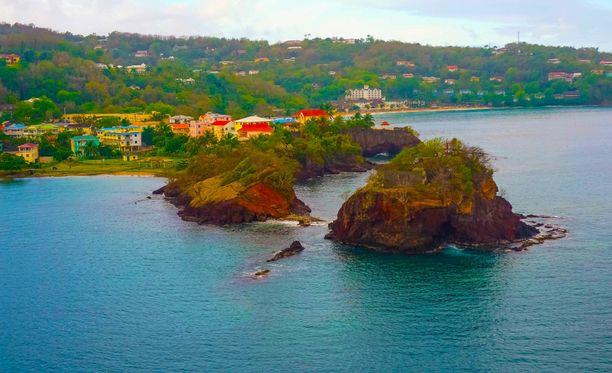 Henkirikos tapahtui Karibianmerellä sijaitsevalla Saint Lucian saarella, jolla on 160 000 asukasta.