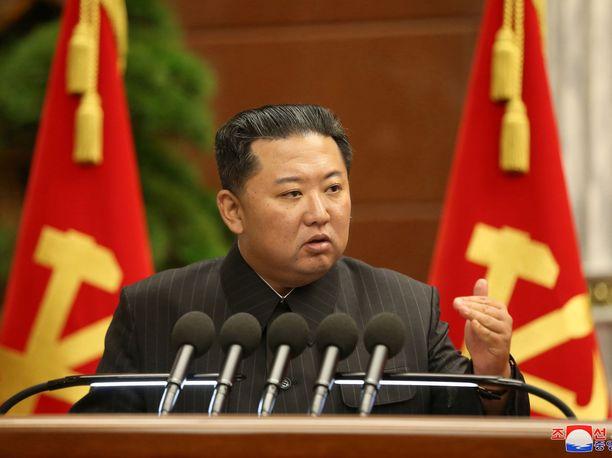 Kim Jong-unin johtama Pohjois-Korea jatkaa asekokeitaan pakotteista välittämättä.