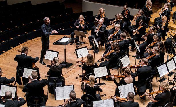 Elokuvan musiikki äänitettiin Lahden Sibeliustalossa.