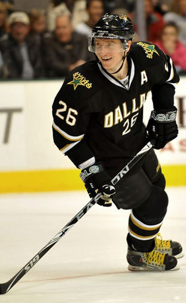 Jere Lehtinen oli isossa roolissa Dallas Starsin voittaessa Stanley Cupin 1999.