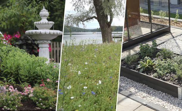 Lohjan asuntomessuilla nähdään muun muassa fengshui-puutarha, istutettu niitty ja potager-keittiöpuutarha.