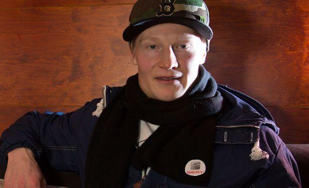 Peetu Piiroinen on tuore big airin maailmanmestari.