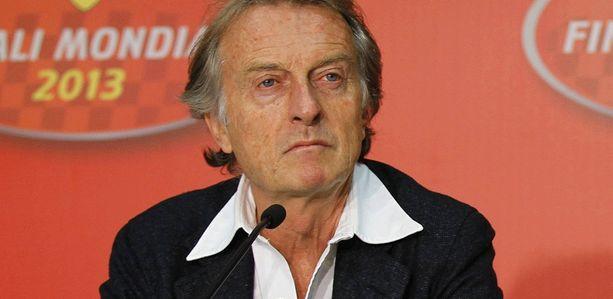 Luca di Montezemolo haluaa viedä Ferrarin takaisin ykköseksi.