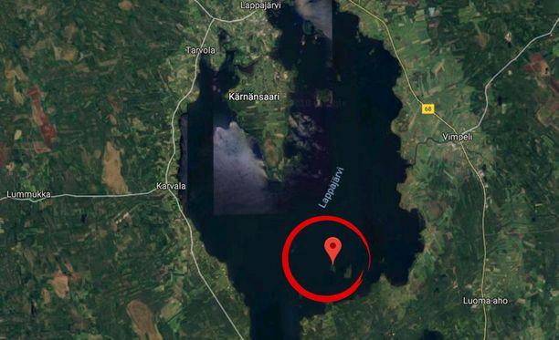 Kadonneelle kuuluva vene löytyi tyhjillään Kuusisaaren rannasta.
