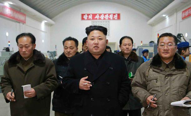 Pohjois-Korean kouluissa opetetaan muun muassa Kim Jong-unin historiaa.