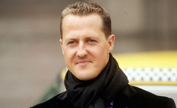 Michael Schumacherista liikkuu saksalaismediassa kyseenalaista tietoa.