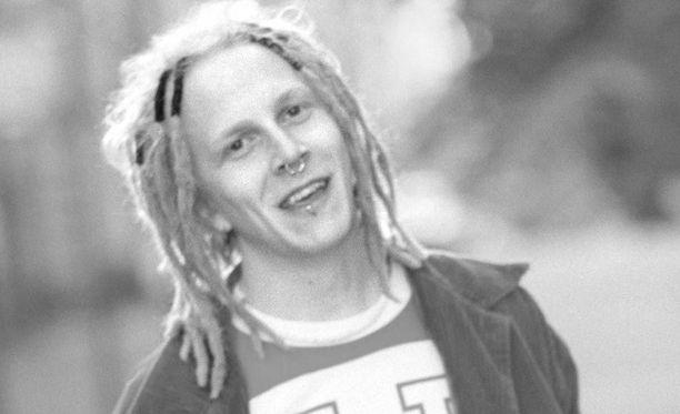 Toni Wirtanen vuonna 1997.