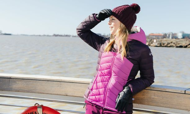 Halti Huippu Down Jacket W+ Naisten untuvatakki | Intersport