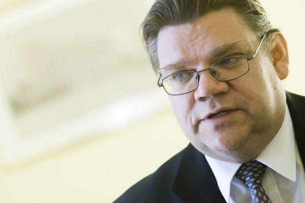 Timo Soini vastustaa ruuhkamaksuja. – Ne kiertyvät tavallisen perheenisän ja- äidin maksettavaksi.