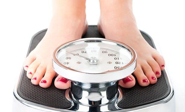 Laura halusi kohentaa terveyttään. Samalla tippui paino.