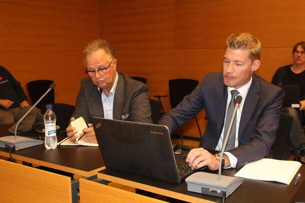 Timo Kojo avautui raha-ahdingostaan Helsingin käräjäoikeudelle.