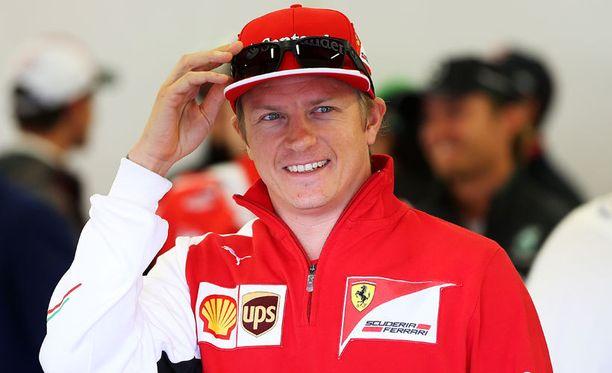 Räikkönen on ajokunnossa jälleen kahden viikon päästä.