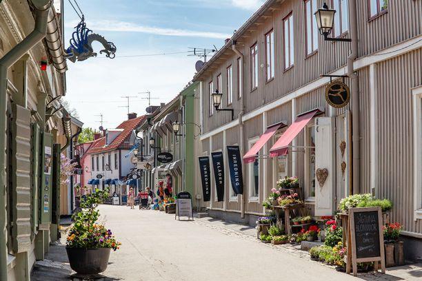 970-luvulla perustettu Sigtuna on Ruotsin vanhin kaupunki. Sen vanha puutalokeskusta on suosittu matkailukohde varsinkin kesäisin.