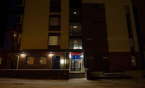 Surma tapahtui kuopiolaisessa kerrostaloasunnossa.
