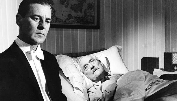 MANSIKKAPAIKKA Ingmar Bergmanin Mansikkapaikka on upea klassikko.