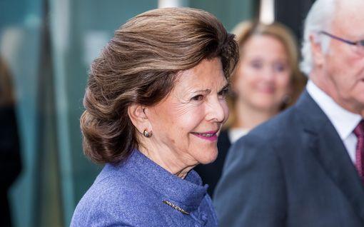 Ruotsin kuningatar Silvia, 77, kaatui kotonaan – useita murtumia ranteessa