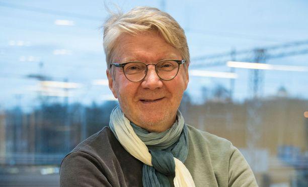 Pirkka-Pekka Petelius vietti joulun tienoon ulkomailla.