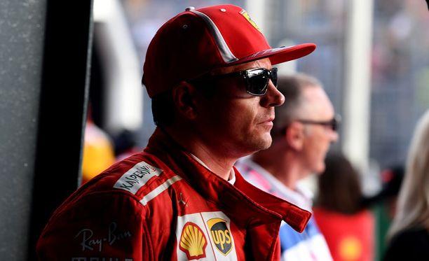 Kimi Räikkösen tulevaisuus formula ykkösissä puhuttaa jo kauden toisena GP-viikonloppuna.