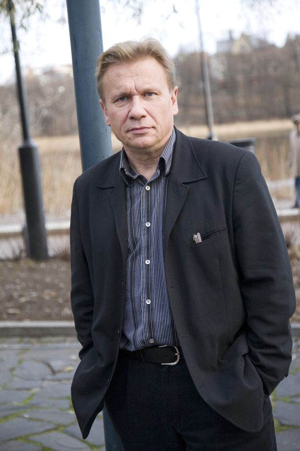 Pertti Koivula muistelee työtoveria lämmöllä.