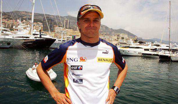 Heikki Kovalainen on luottavainen Monacon kilpailun suhteen.