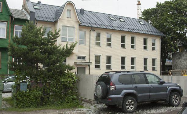 Nuorisosäätiön omistama Piritan tontti Tallinnassa on yksi omistuksista, jotka rikkoivat ARA:n ohjeita.