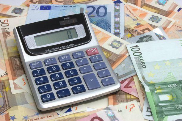 Kuluttajatutkimuskeskus laski 13 erilaiselle kotitaloudella minimibudjetit sujuvaan arkeen. Kuvituskuva.