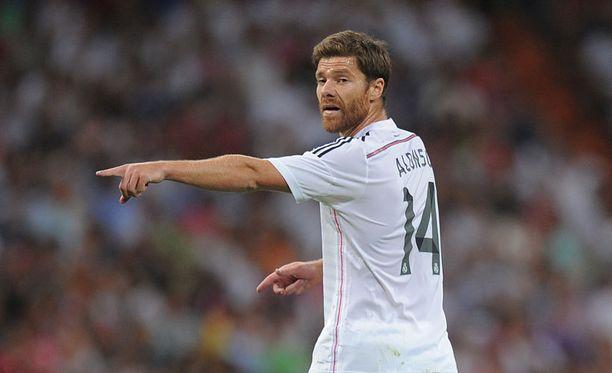 Xabi Alonso päätti maajoukkueuransa.