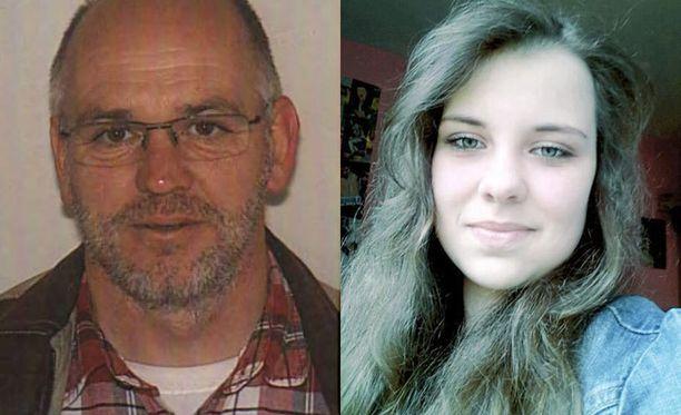 Bernard Haase, 53, ja Maria, 13, katosivat toukokuussa 2013.