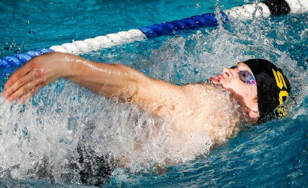 Antti Latikka ui Suomelle MM-hopeaa Meksikossa.