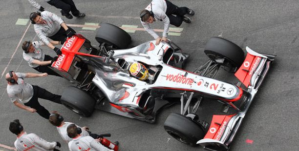 Uusi takasiipi saattaa nostaa McLarenin suoravauhtia jopa 10 km/h.