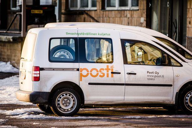 Posti toimitti viime vuonna Suomessa ennätykselliset 37 miljoonaa pakettia.