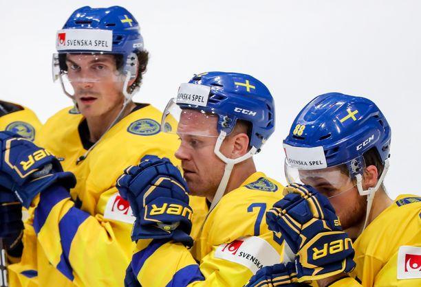 Ruotsin joukkue teki poikkeuksellisen ratkaisun.