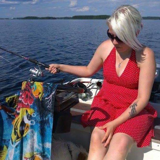 Tanja Kinanen on 23 ikävuoteen mennessä hankkinut jo useamman ammatin pätevyyden.
