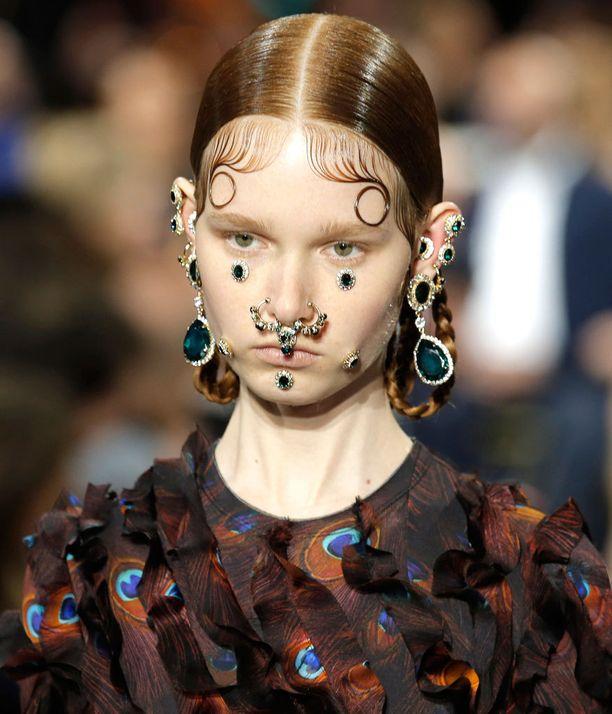 Givenchy, syksy 2015