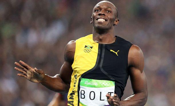 Usain Bolt on juossut 200 metriä tällä kaudella aikaan 19.89.