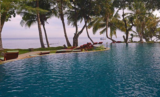 Bali houkuttelee lomalle.