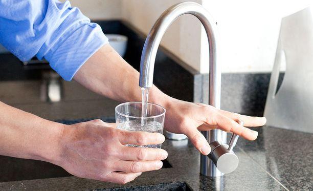 Askolan kunta ohjeistaa keittämään ruoka-ja juomaveden. Kuvituskuva.