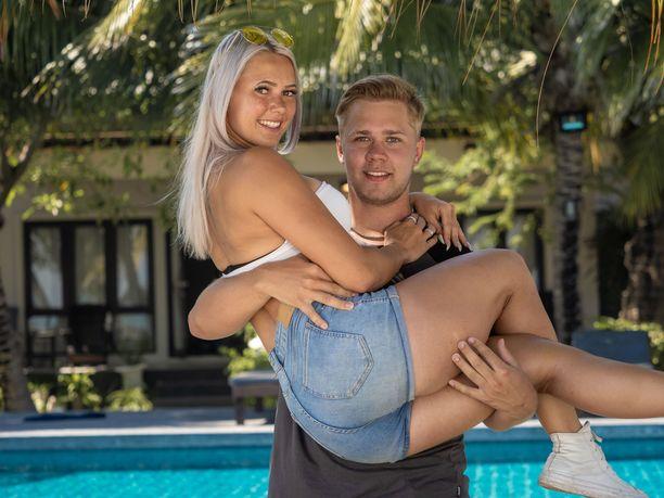 Mirasta ja Markuksesta tuli viime kauden Temppareissa pari.