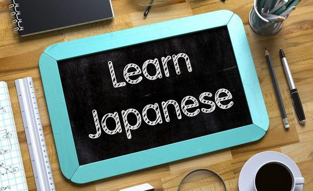 Pelkkä japanin kielen osaaminen ei riitä työpaikan saamiseksi.